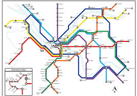 Dc Subway Map by Diana Nelson Jones U0027 Walkabout A Subway Map Of Pittsburgh Fancy