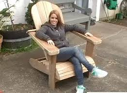 Free Plans For Lawn Chairs by 114 Best Adirondack Chair Plans Images On Pinterest Adirondack