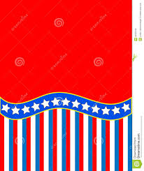 Red White Striped Flag Vector Red White Blue Star Striped Background Stock Vector Image