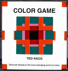 past print ted naos color 1999
