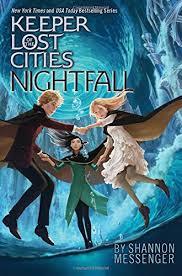 nightfall book price comparison shannon messenger 9781481497404