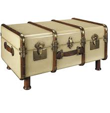 Trunk Coffee Table Trunk And Trunk Coffee Table