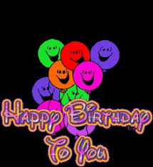 happy birthday gif 421 196 happy birthday pinterest