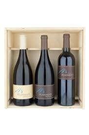 wine bottle gift box flanagan wines products 3 bottle gift box
