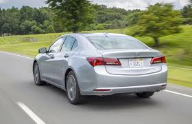 acura tl vs lexus ls 460 2015 acura tlx review tlx compared to tl youtube