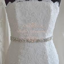 bridal belt bridal and pearl belts sashes