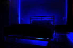 led bedroom lights extraordinary blue bedroom lights christmas fixtures light