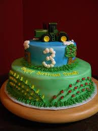 john deere tractor birthday cake john deere cakes pinterest