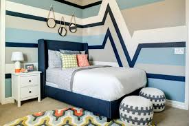 Sophisticated Teen Bedroom Decorating Ideas HGTVs Decorating - Bedroom pattern ideas