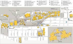 Map Of Montreal Crsn Xxvs Symposium Venue