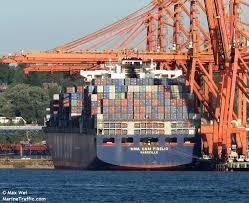 bureau of shipping marseille cma cgm fidelio container ship imo 9299642 vessel details