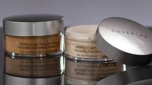 cover fx translucent setting powder light perfect setting powder by cover fx powder must have s pinterest