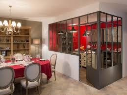 verriere dans cuisine aménagement intérieur dix verrières pour structurer