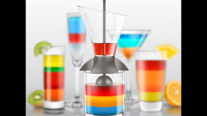 rainbow cocktail recipe rainbow cocktail verseur multicouches par comptoir de lise