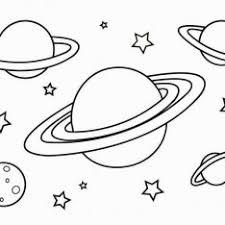 space walk coloring