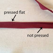 how to invisible zipper with regular zipper foot the busy bean