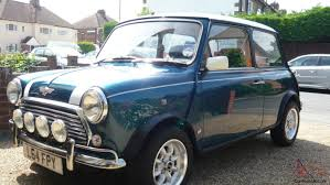 mini rio 1275 cooper spec with 1310 engine and premium ice