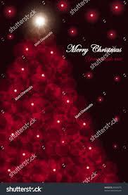 Christmas Tree Made Of Christmas Lights - christmas tree made lights festive lights stock vector 87626275