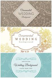 Design Patterns For Invitation Cards 425 Best Free Wedding Invitation Cards And Elements For Design