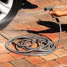 amazon com bionic steel 304 stainless steel metal garden hose
