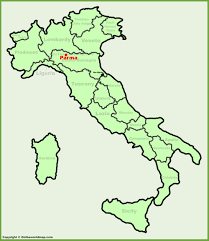 Aviano Italy Map by Parma Italy Map Greece Map