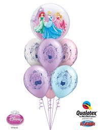 balloon delivery nc a balloon bouquet for your princess the disney princess