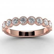 Rose Gold Wedding Rings For Women by Womens Wedding Dunkin U0027s Diamonds