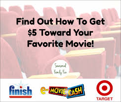 save money on movie tickets with finish dish products