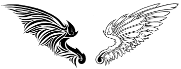 tattoo pictures of angel wings wings free download clip art free clip art on clipart library