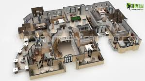 luxury floor plans luxurious 3d floor plan maker arch student