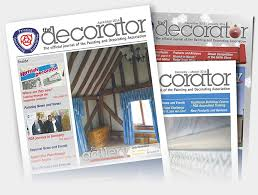 Decorator Magazine | the decorator magazine official journal of the pda