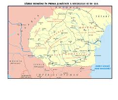 Romania Map Romania Maps And Views Political Road Counties Terrain
