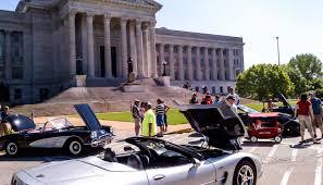 capital city corvette jefferson city convention and visitors bureau rev up your