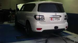 nissan uae nissan patrol v8 gtx42 turbo dyno project x motorsports uae