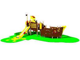 jeux en bois pour enfants aire de jeux gamme bateau sport développement urbain