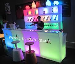 Led Outdoor Furniture - led bar counter bar furniture led event furniture led bar counter