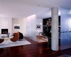 etched glass living room partition houzz