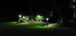 Solar Lights For Driveway by The Orb Solar Lights For Pathway Garden By Free Light Constant