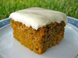 healthy carrot cake good taste is the worst vice