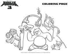 kung fu panda tigress coloring printable coloring pages