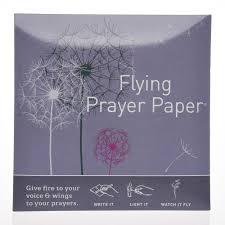 wishing paper flying wishing paper fertile horizons