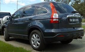 file 2007 2009 honda cr v re my2007 luxury wagon 01 jpg
