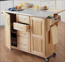 Mobile Kitchen Island Butcher Block Original Cottage Mobile Kitchen Island Cart 414405 Sauder