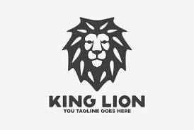 lion king template king lion logo templates creative market
