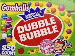where can i buy gumballs dubble gumballs 1 in diameter variety pack