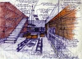 más de 25 ideas increíbles sobre bocetos arquitectónicos en