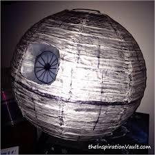 Star Wars Decorations Star Wars Themed Diy Party Death Star Decoration The Inspiration
