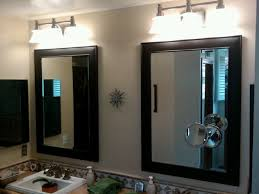 bathroom light fixtures over mirror the welcome house