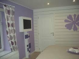 chambre violet blanc deco chambre prune avec emejing peinture chambre gris et blanc avec