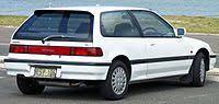 1991 honda civic si hatchback honda civic fourth generation